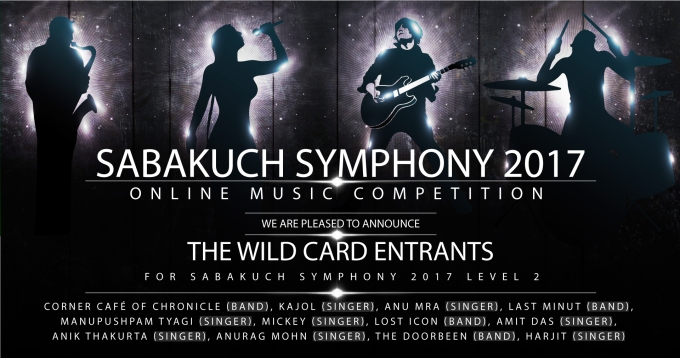 Sabakuch Wild-Card-Entry
