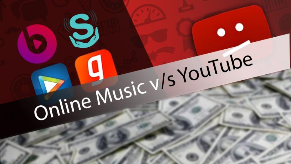 online music-YouTube-war-sabakuch